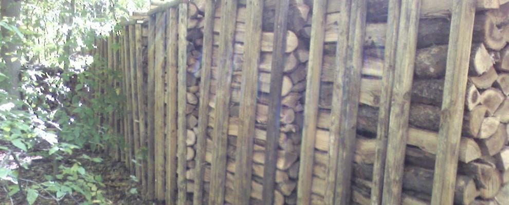 Wooden Racks