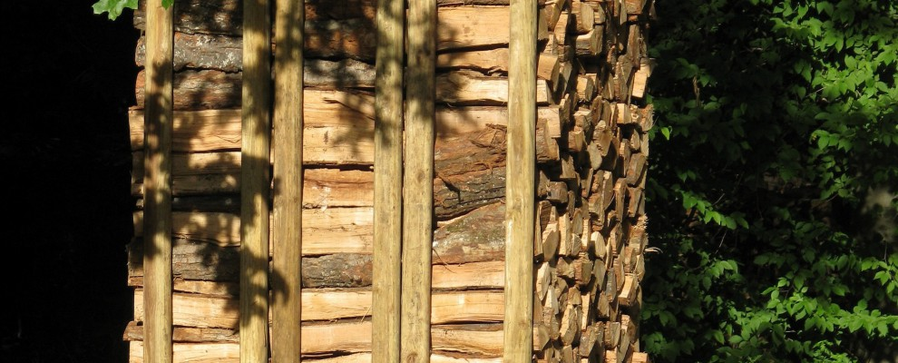 Stacked Wood!